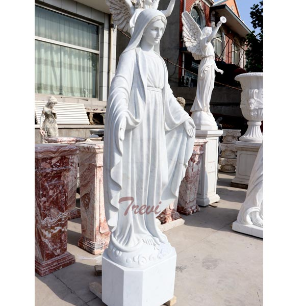 St mary our lady of grace catholic outdoor garden sculptures for sale TCH-102